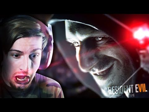 CHASING LUCAS INTO THE MINES.. || Resident Evil 7 (Not A Hero DLC) Part 1