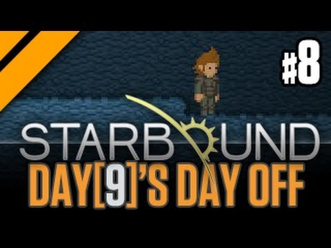 Day9 S Day Off Starbound P8 Youtube