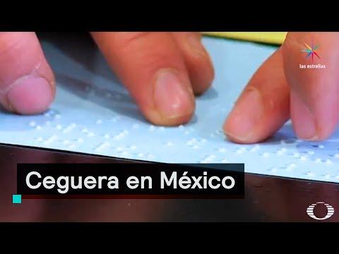 La ceguera, segunda causa de discapacidad en México - Al Aire con Paola