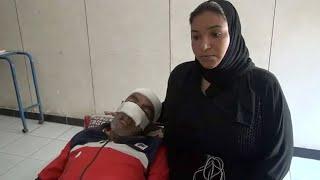 زوجة ضحية المحلة: الأطباء أكدوا استحالة إعادة تركيب الأجزاء المقطوعة من وجهه