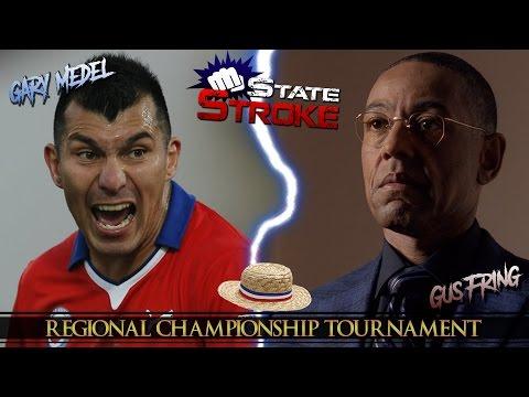 [State Stroke 01] Gary Medel vs Gus Fring - Regional Championship Tournament
