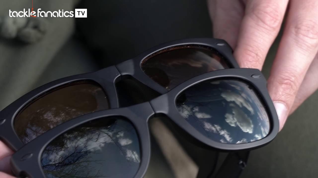 e85cd7f29290 Tackle Fanatics TV - Nash Polarised Sunglasses - YouTube