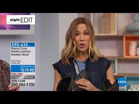 HSN | Sheryl Crow Fashions 03.06.2018 - 03 PM