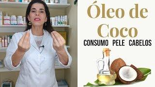 Coco para bom varizes o é de óleo