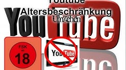 "Youtube Altersbeschränkung ""Ab 18"" umgehen [HD]"