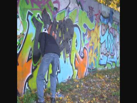 GRAFFITI BERLIN 2011 . LIVE ACTION BERLIN (Private Wand) [HD]