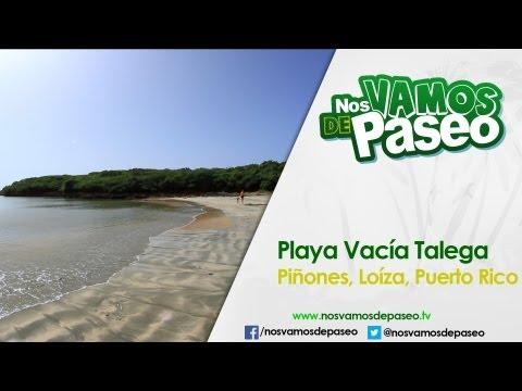 Playa Vacia Talega, Piñones, Loiza, P.R.