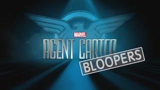 Agent Carter Bloopers [Season 1] (русские субтитры)