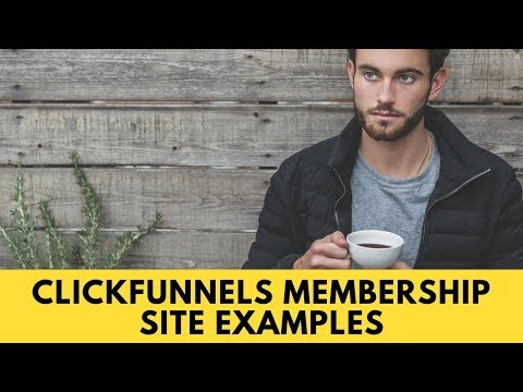 Our Clickfunnels Membership Site Ideas