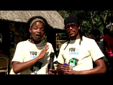 YOUth4Peace Lesotho Media Launch (Long Version)