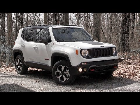 2019 Jeep Renegade: Review