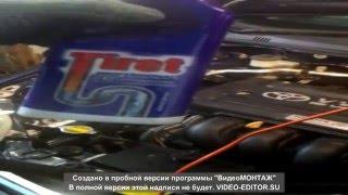 видео Toyota Corolla двигатель 5а печка дует холодным воздухом