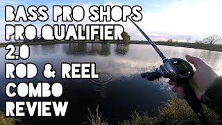 Bass Pro Shops Pro Qualifier 2 0 Rod & Reel Combo Review