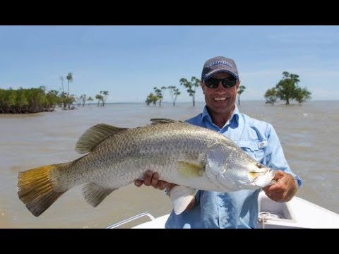 MEGA FISHING IN BROOME | ESCAPE FISHING WITH ET