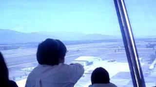 Torre de Control Aeropuerto Arturo Merino Benítez  SCL / Santiago, Chile.
