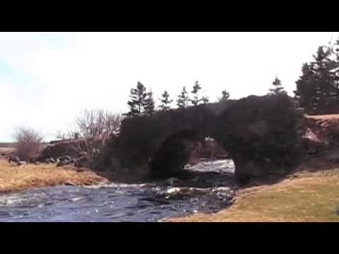 Hipson's Brook, East Pubnico, Nova Scotia