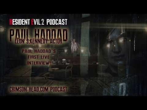 Resident Evil 2 Remake  Paul Haddad