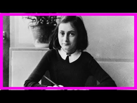 Breaking News | Researchers Reveal Anne Frank's 'Dirty' Jokes In Hidden Diary Pages
