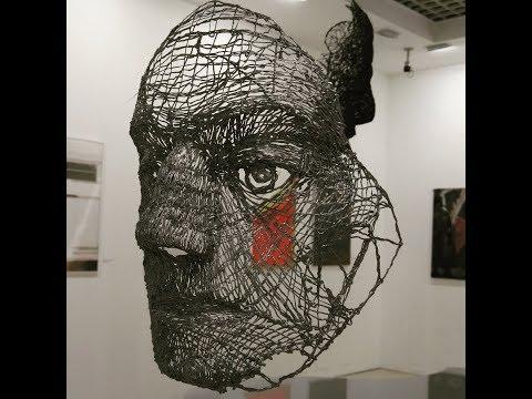 3d printing art sculpture