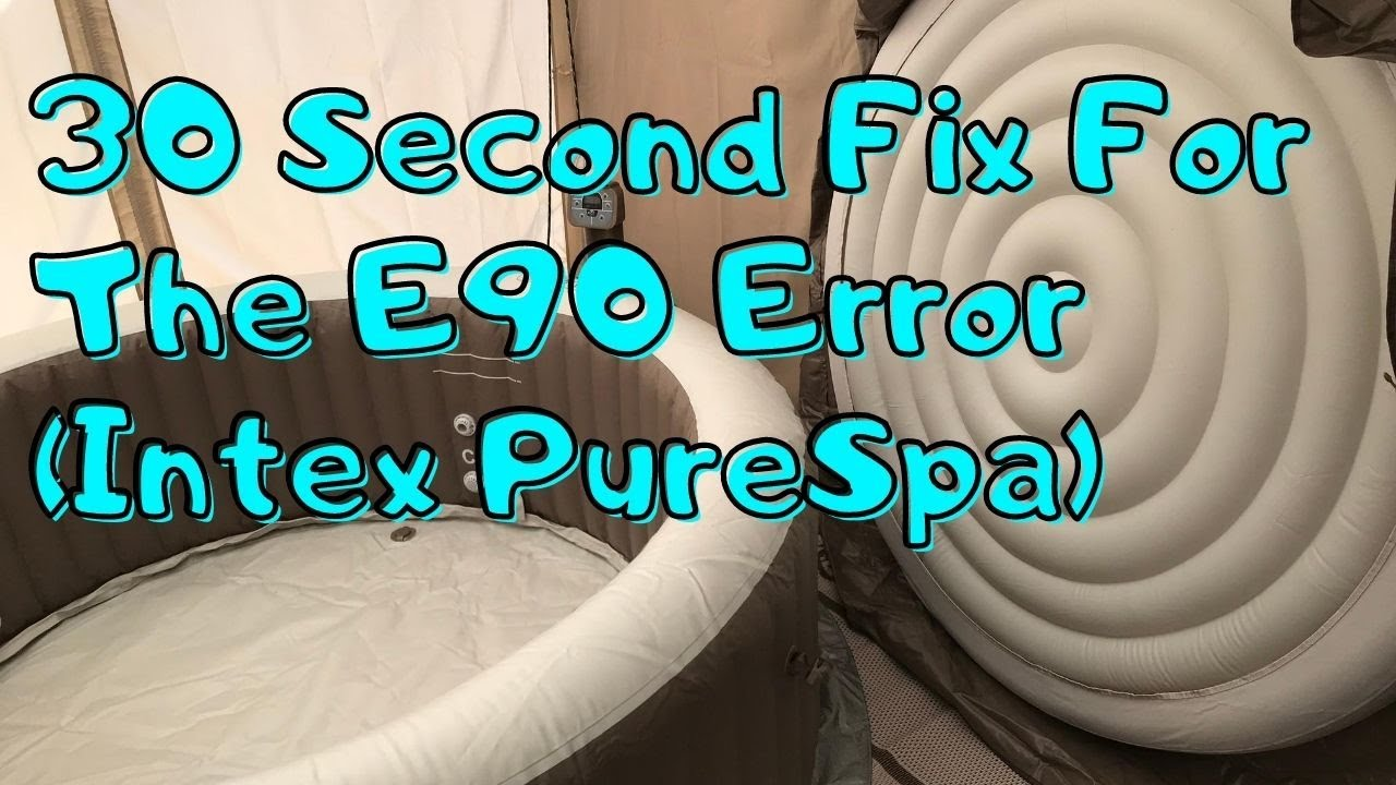 30 Second Fix For The E90 Error [Intex PureSpa] on hot tub pump diagram, hot tub specification, electrical outlets diagram, hot tub wiring 220, hot tub connectors, hot tub hook up diagram, hot tub trouble shooting, hot tub heater, hot tub heating diagram, hot tub plumbing diagram, circuit diagram, ceiling fan installation diagram, hot tub repair, hot tub thermostat, hot tub wiring 120v, hot tub timer, hot tub parts diagram, hot tub wiring install, hot tub wiring guide, hot tub schematic,