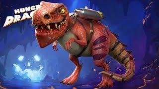 Le T-WREKS Le Dinosaure Volant! (Hungry Dragon #22)