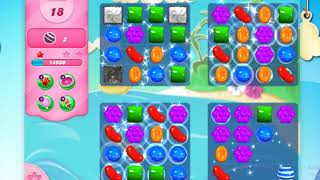 Candy Crush Saga on Facebook level 131,Game