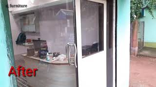 Cyber point & Studio Decoration| Before & After | mobile shop design| shop Decoration| new setup