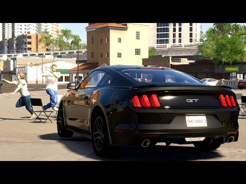 The Crew 2 Beta Live With Subs! *Customizing Our Mustang*
