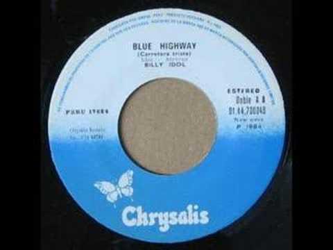 Blue Highway Billy Idol