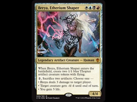 how to build breya edh