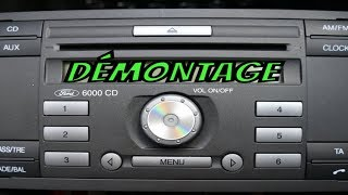 Démontage FORD 6000 CD 💿
