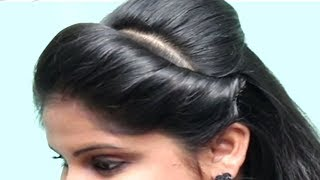 Easy Party hairstyles 2019 for girls | Hair style Girl | hairstyle || Best Hairstyle for long hair