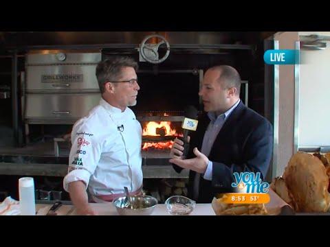 New Rick Bayless Restaurant - Leña Brava