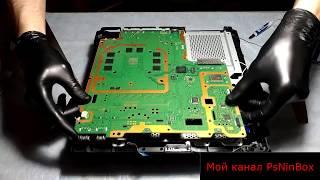 Как поменять термопасту на Playstation 4 pro( Fat, Slim) подробная инструкция(канал PsNinBox)