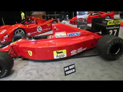 1989 Ferrari F1 Race Car