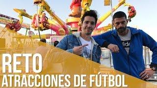 Reto Fútbol Emotion: atracciones de fútbol