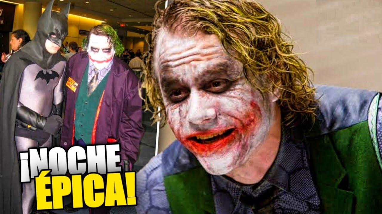 ¡WTF! Así se vivió The Dark Knight en 2008! Gritos de fans, promocionales y más...