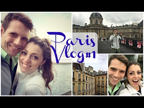 Paris Day One!!! Flights, McDonalds, & Grocery Shopping!