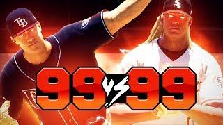 99 Overall Team VS 99 Overall Team! MLB The Show 18 Challenge