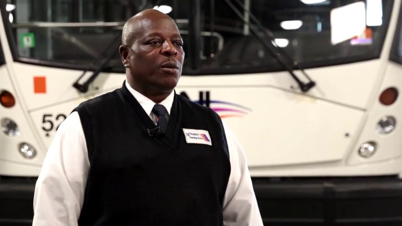 NJ TRANSIT Bus Driver - Best Part of My Job