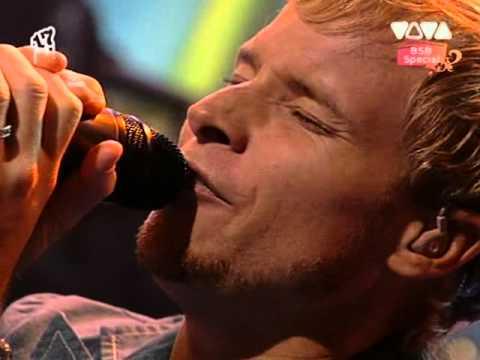 Backstreet Boys - Climbing The Walls [LIVE].avi