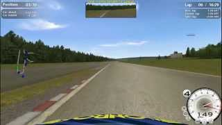 Race Injection gameplay PC online - Anderstorp qualifying