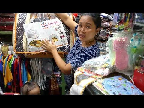 Vlog Belanja Perlengkapan Bayi Baru Lahir -  Baby cloting haul - Ibu dan balita indonesia