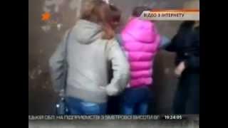 Кошмар в Мариупольской школе, версия ICTV