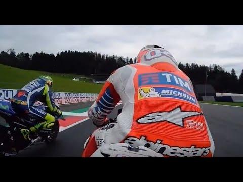 Hasil MotoGP Brno Republik Ceko 2016 Duel Dua Juara Highlights