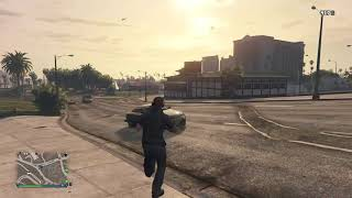 GTA 5 Greatest snipe of all time