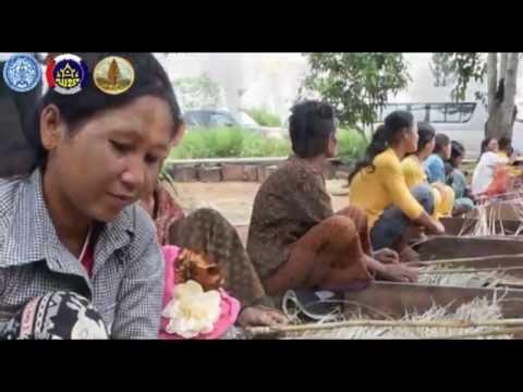 โครงการพัฒนาชุมชนในประเทศเพื่อนบ้าน ราชอาณาจักรกัมพูชา ปี 2558