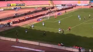 Napoli-Parma 3-1 Ampia Sintesi ' Auriemma ' 16/09/2012 By OfficialNapoli