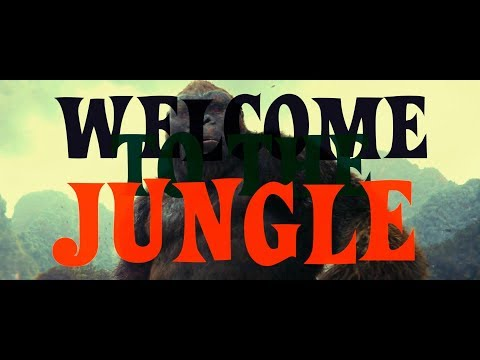 Welcome to the Jungle   Kong: Scull Island fanvid