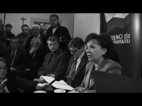 4-ty dzień głodówki. Protestujących odwiedził Wicemarszałek Sejmu Marek Kuchciński.